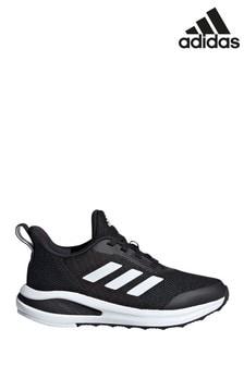 נעליים לילדים ונוער של Adidas Run דגם FortaRun בשחור/לבן