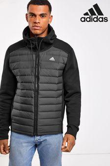 Adidas Varilite Hybrid Hooded Jacket (652408) | $118