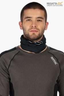 Черный шарф для взрослых Regatta II