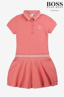 BOSS Orange Drop Hem Dress