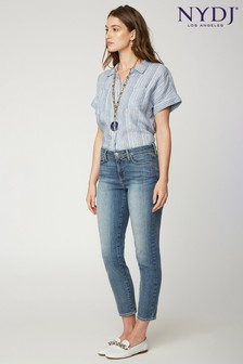 NYDJ Easy Fit Clayburn Knöchellange Jeans