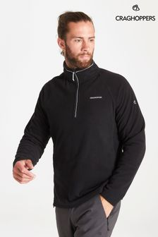Craghoppers Black Corey HZ Fleece