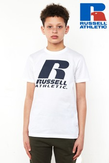 Russell Athletics T-Shirt mit Logo