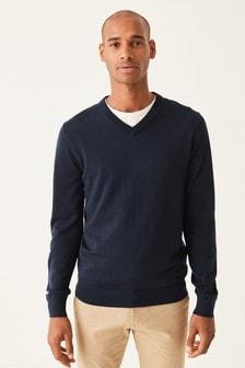 Signature Merino Wool Jumper (655311) | $53