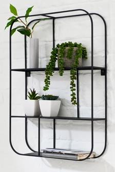 Contemporary Wire Shelf