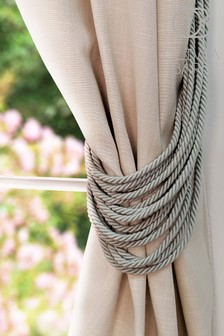 Olivia Bard Multi Rope Tie Backs