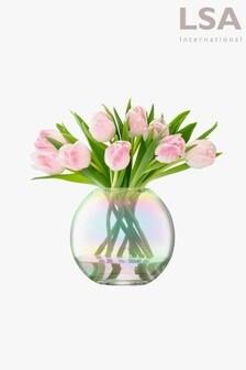 LSA International Pearl 16cm Vase