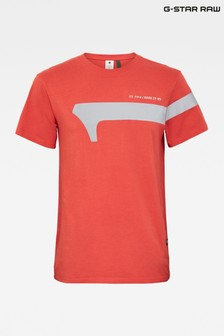G-Star One Reflective Graphic T-Shirt