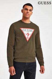 Guess Logo Sweater