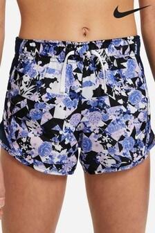 מכנסיים קצרים פרחוניים של Nike