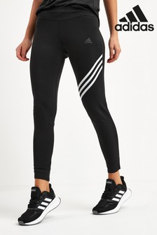 adidas Black Run It Leggings