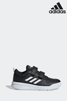 Черно-белые кроссовки для детей adidasTensaur