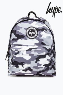 Hype. Mono Camo Backpack