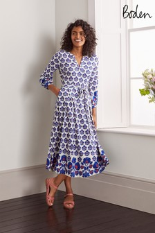 Boden Delilah Jersey Midi Dress