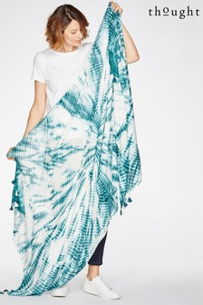 Thought Green Nancy Sarong Scarf