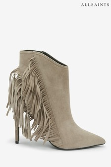 AllSaints Izzy Suede Boots