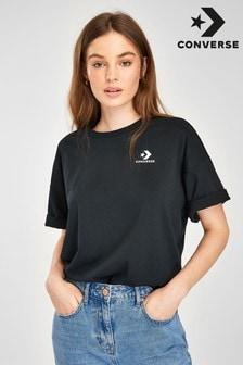 T-shirt Converse Core Oversize femme