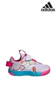 Detské tenisky na suchý zips adidas ActivePlay