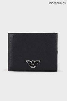 Emporio Armani Billfold Coin Wallet
