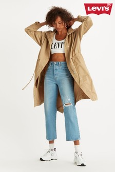 Levi's® Beige Lightweight Parka Jacket