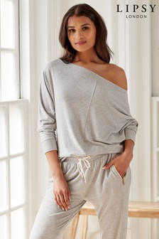 Lipsy Cosy Slouch Top