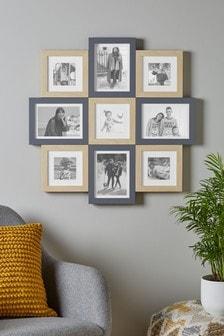 Grey Malvern Photo Frame