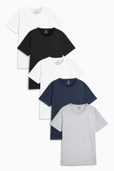 T-shirts Five Pack (663537) | $47