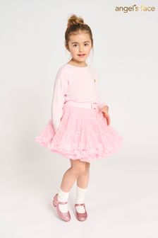 Angel's Face Pink Pixie Tutu Skirt