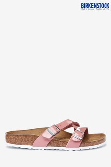 Birkenstock® Pink 2 Strap Yao Sandals