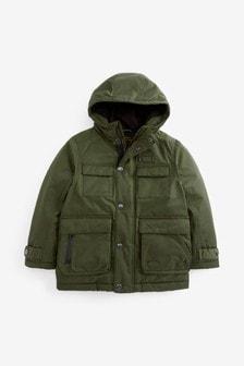 Куртка в стиле милитари (3-16 лет)