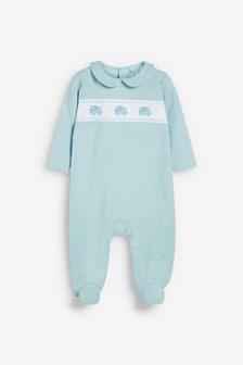 Стильная пижама со слонятами (0 мес. - 2 лет)
