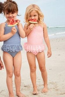 Skirted Swimsuit (3mths-7yrs)
