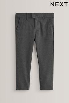 Строгие эластичные брюки зауженного кроя (3-17 лет)