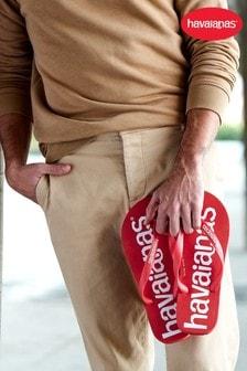 Havaianas® Mens Top Logomania Flip Flops