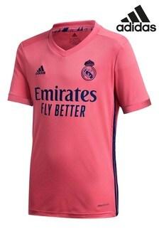 قميص كرة قدم مباراة الذهابReal Madrid20/21 منadidas