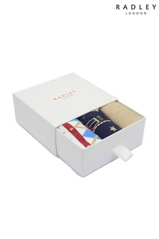 Radley London Rio Socks Three Pack