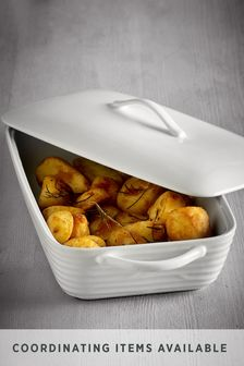 Malvern Casual Roasting Dish With Lid