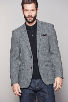 Signature Harris Tweed Blazer (667032) | $275