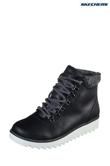 Skechers® Black Mountain Kiss Boots