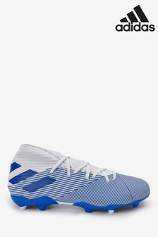 מגפי כדורגל לאחיזה בקרקע דגם Mutator Nemeziz P3 של Adidas