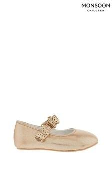Monsoon Baby Savannah Butterfly Walker Shoes