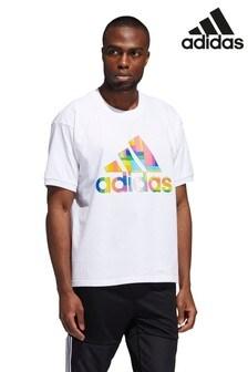 adidas Pride Badge Of Sport T-Shirt