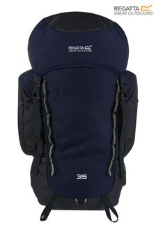 Regatta Blue Highton 35L Rucksack