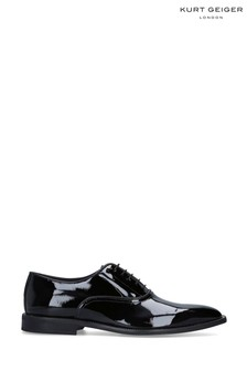 Kurt Geiger London Sloane Oxford Black Shoes