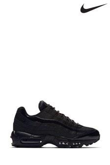 Черные кроссовки Nike Air Max 95