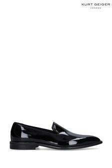 Kurt Geiger London Sloane Slip-On Black Shoes