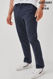 Superdry Core Straight Chino Trousers