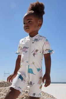 Солнцезащитный костюм (3 мес.-7 лет)