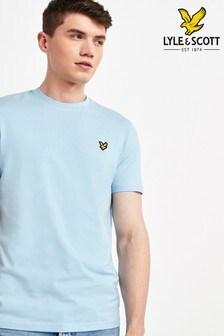 Lyle & Scott T-Shirt mit Rundhalsausschnitt