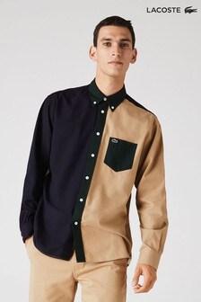 قميص كتل لون منLacoste®